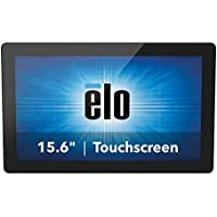 """Elo Touch Solution 1593L 15.6"""" 1366 x 768Pixeles Multi-Touch Negro - Monitor (39,6 cm (15.6""""), 10 ms, 270 CD/m², LCD/TFT, 500:1, Sistema Capacitivo proyectado)"""