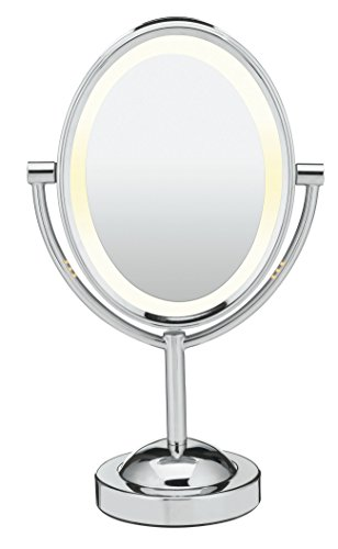 1x-7x-magnification-double-sided-lighted-oval-mirror-by-conair