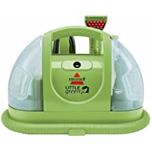 BISSELL 30K4E Little Green Multi-Purpose Compact Earth Friendly Deep Cleaner - Machine Only