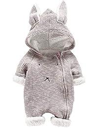 the best attitude c0322 12f4a Amazon.it: tutine neonato animali: Abbigliamento