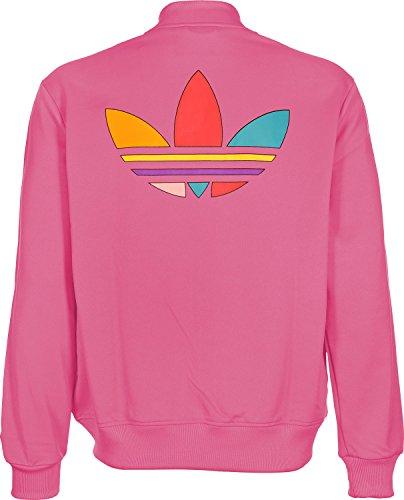 Adidas giacca da Mono Color SST Rose