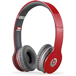 Beats by Dr. Dre (Solo HD) Red Edition Casque Audio - Rouge