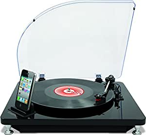 Ion Ilp Turntable Conv.Sys. For Iphone/Ipod/Ipad
