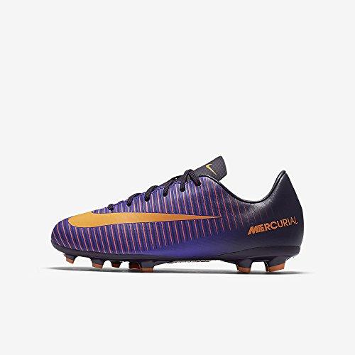 Nike 831945-585 Fußballstiefel, Unisex Erwachsene, Lila, 38 1/2 (Lila Und Rosa Nike-socken)