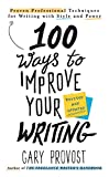 Best 100 Libros - 100 Ways to Improve Your Writing: Proven Professional Review
