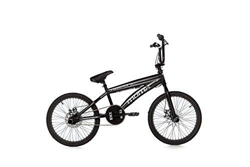Moma - Bicicleta Freestyle 360 Full Disc, negro