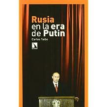 Rusia En La Era De Putin (Mayor)