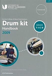 Lcm Drum Kit Handbook Grades 7 & 8 Bk & Cd