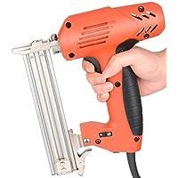 AA-tool Pistola de Clavos eléctrica Pistola de Clavos eléctrica de Doble Uso Pistola de Clavos Recta Pistola de Clavos eléctrica Herramienta de carpintería Pistola de Clavos/Estilo 2