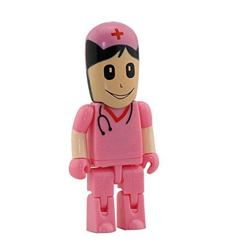 16GB Rosa enfermeras modelo memoria...