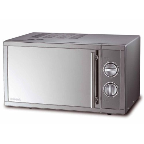 H.Koenig VIO7 - Horno microondas, 900 W y grill, 1000 W, 23...