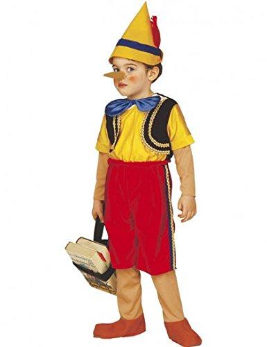 Imagen de widman  disfraz de pinocho para niño, talla 3  4 años