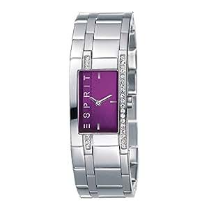 Esprit - 4185706 - Montre Femme - Quartz - Analogique - Bracelet Acier Inoxydable Argent