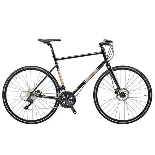 416qUF3EApL. SS500  - Viking Pro Touring Master-X Gents 700c Wheel Hybrid Bike