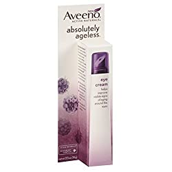 Aveeno Absolutely Ageless Eye Cream 0.5oz (6 Pack)