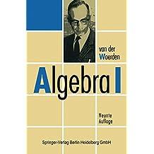 Algebra I (German Edition)