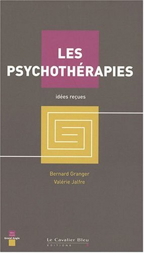 Les psychothérapies par Valérie Jalfre