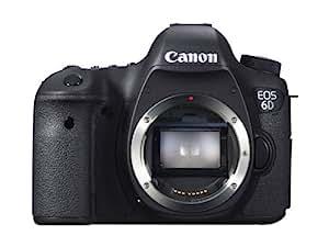 Canon EOS 6D Vollformat SLR-Digitalkamera mit WLAN und