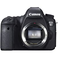 Canon EOS 6D 20MP HD Digital SLR Camera Body