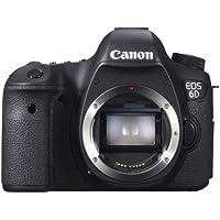 Canon EOS 6D Body - GPS/WIFI Spiegelreflexkamera schwarz
