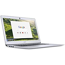 "Acer Chromebook CB3-431-C64E Ordinateur portable 13, 9"" Full HD Gris (Intel Celeron, 4 Go de RAM, 32 Go eMMC, Intel HD Graphics, OS Chrome)"