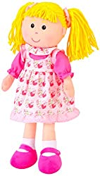 Goldilocks Rag Doll