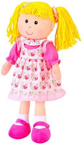 Preschool Goldilocks Rag Doll by ToyMarket