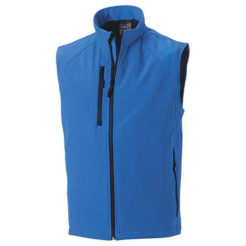 Russell Collection - Manteau sans manche - Homme Bleu - Bleu azur