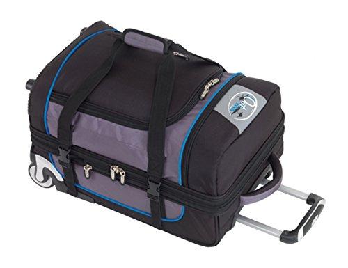 CheckIn Outbag Sports Sac de voyage 2 roulettes S 54 cm schwarz/blau
