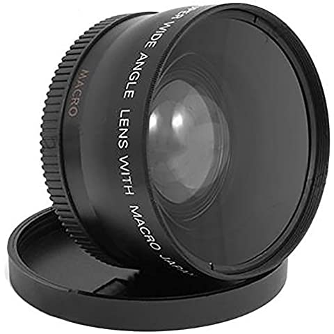 MP power @ 58mm 0.45X granangular + Macro para Canon EFS 18-55mm EFS 55-250mm EF 70-300mm EF 50mm, Nikon AF-S NIKKOR 50mm f/1.8G, Nikon AF-S NIKKOR 50mm f/1.4G, AF-S DX NIKKOR 55-300mm F4.5-5.6 G