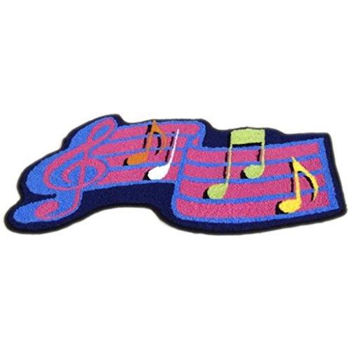 Carpet-G CGN- Musik Teppich Spiel Tastatur Kinder Spielzeug Touch Decke Große Baby Spielzeug Geschenk Geburtstag Weihnachten weich (größe : 80 * 50cm) -
