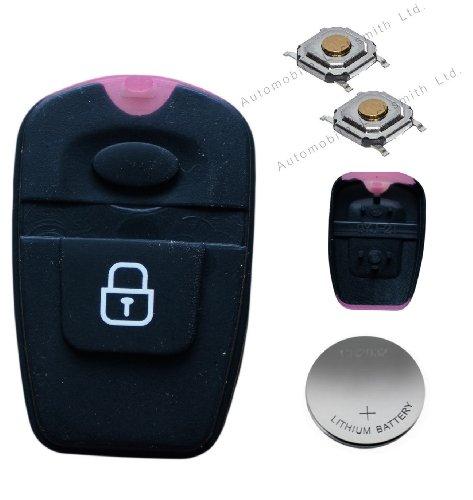diy-repair-kit-for-2-button-hyundai-elantra-santa-fe-remote-key-refurbishment