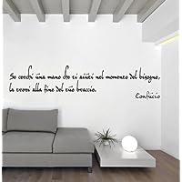 stencil per pareti camera da letto: Casa e cucina - Amazon.it