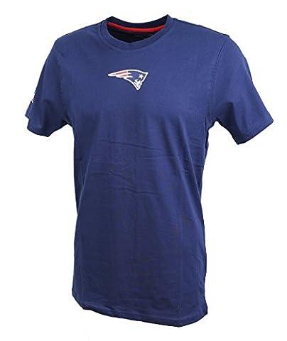 New Era NFL SUPPORTERS Shirt - New England Patriots navy