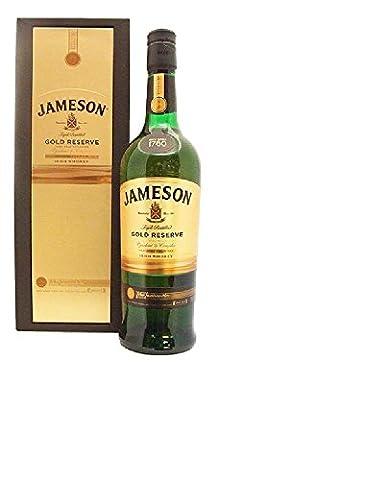 Jameson Gold Reserve Irish Whiskey 70cl 40%abv