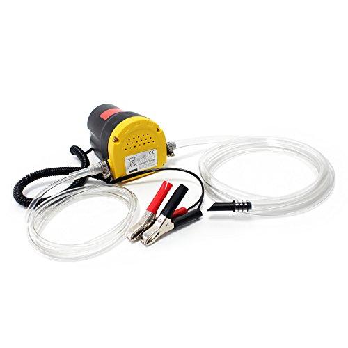 Pompa di aspirazione dellŽolio 12 V Pompa per gasolio e nafta Pompa olio Cambio olio