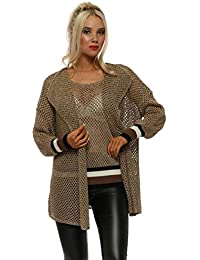 c5853e19feac My Story Miami Gold Lurex Knit Co-Ord Twin Set