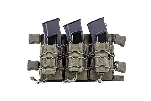 Viper TACTICAL VX Buckle Up - Magazintasche - Grün