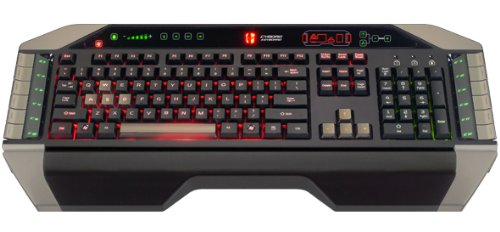 Cyborg V.7 Gaming Keyboard PC / Mac, Keyboard