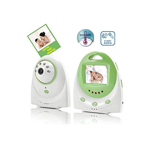 YINZI Inalámbricos bebé Monitor, Larga Distancia de Transmisión/automática de visión Nocturna/de...