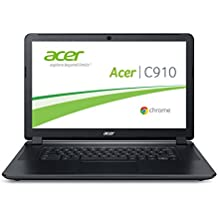 Acer ASPIRE C910-354Y I3-5005U 32GB SSD 4GB 15.6IN CHROMEBOOK, NX.EF3EG.003 (32GB SSD 4GB 15.6IN CHROMEBOOK)