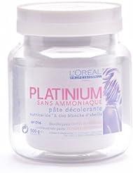 L'Oreal Professionnel Color Platinium Ammonia Pasta Decolorante din Amoníaco - 500 ml