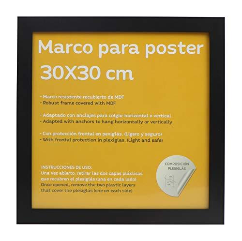 Nacnic Marco Negro para Fotos