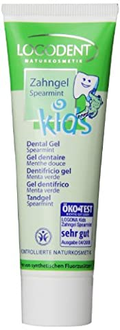 Logona Dents Gel Dentaire Menthe Douce 50 ml