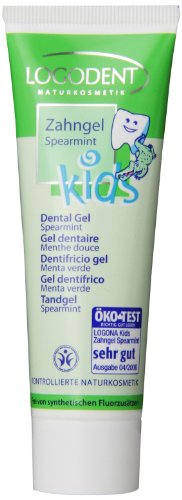Logona: LOGODENT Kids-Zahngel Spearmint (75 ml)