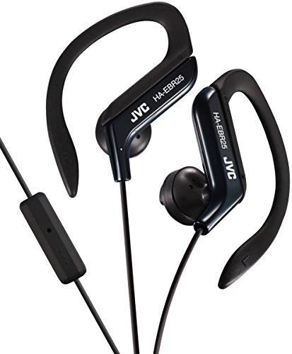 JVC HA-EBR25-B-E -Auriculares Clip Controlador Llamada