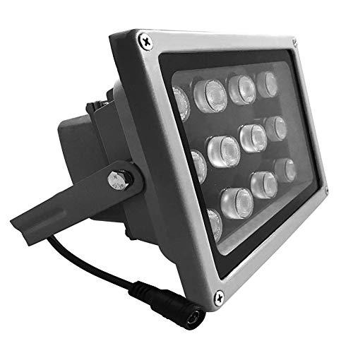 JC 12LED Überwachungskamera Infrarot-Nachtsicht IR-Licht Beleuchtungslampe 40M Für CCTV-Kamera und IP-Kamera - Infrarot überwachungskamera