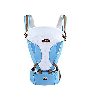 416qw6J LkL. SS300  - gblife riñonera bebé ergonómico ajustable para Baby Carrier ergonómico y mascarillas banda portibile multifuzionale 110…
