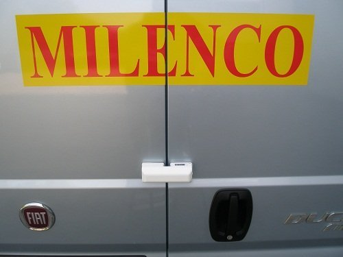 Milenco Van Door Deadlock TwinPack
