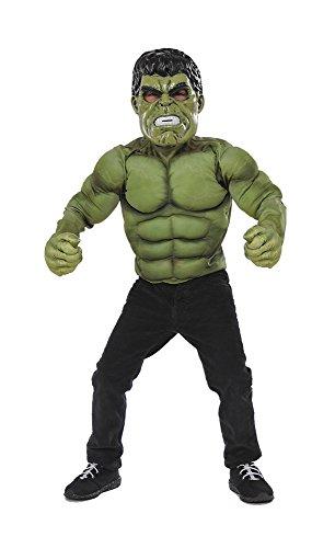 Rubie's itg34101 - set hulk con guanti